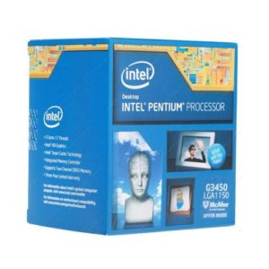 CPU Intel G3450