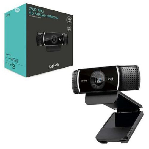 Webcam 1080P truyen phat chuyen nghiep C922